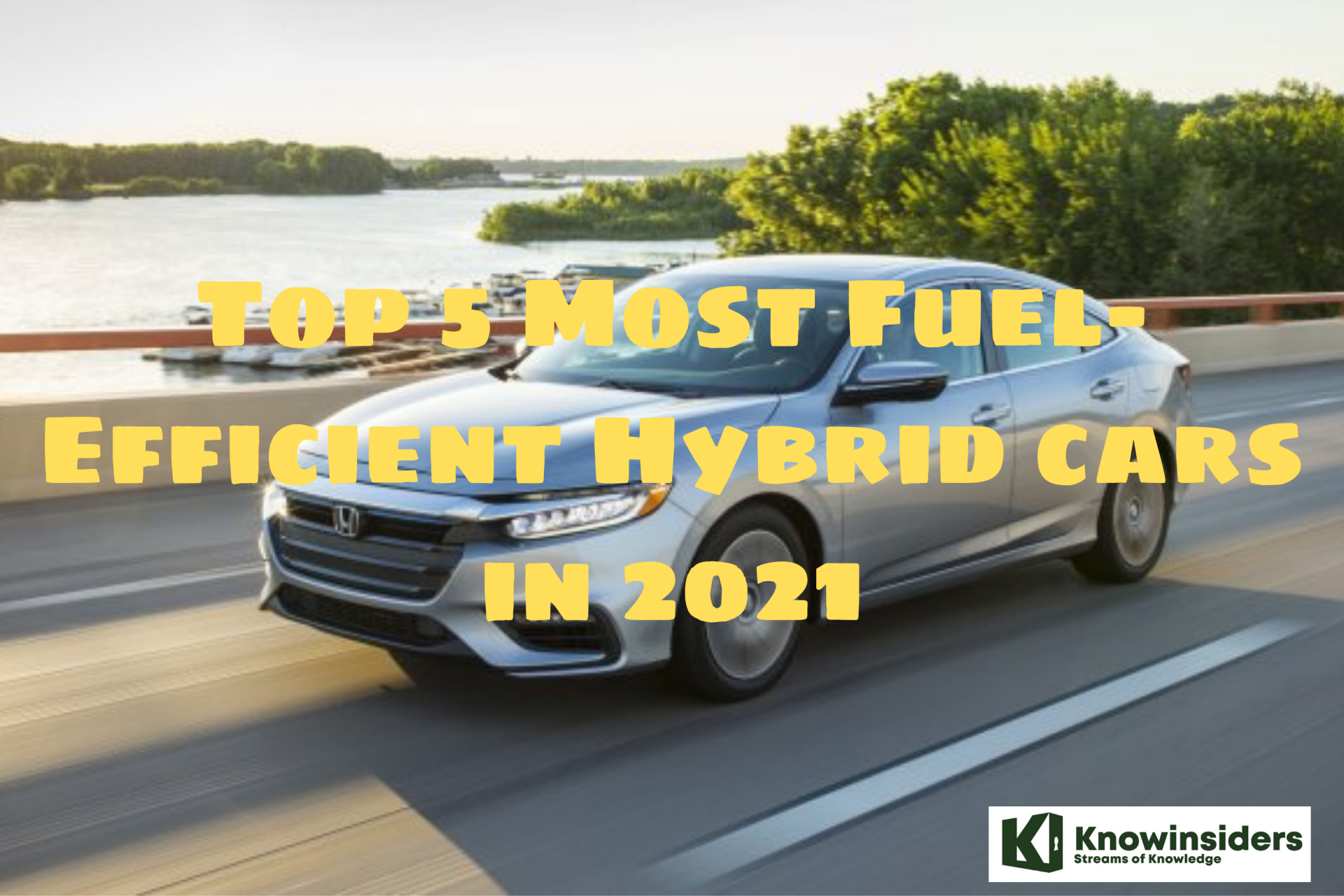 Top 5 Most Fuel-Efficient Hybrid cars