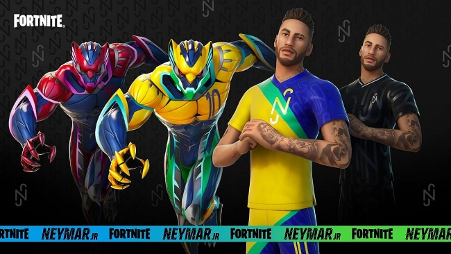 When is PSG's Neymar coming to Fortnite?