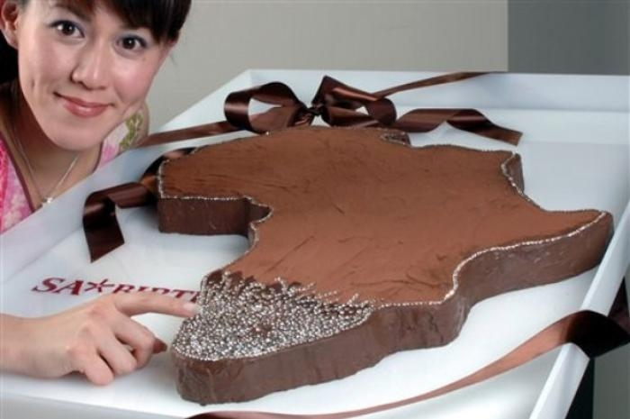 Photo: Top 10 Most Expensive Cakes Ever Sold