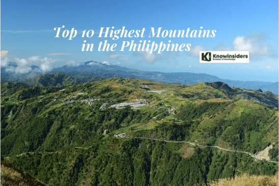 Top 10 Highest Mountains in Philippines