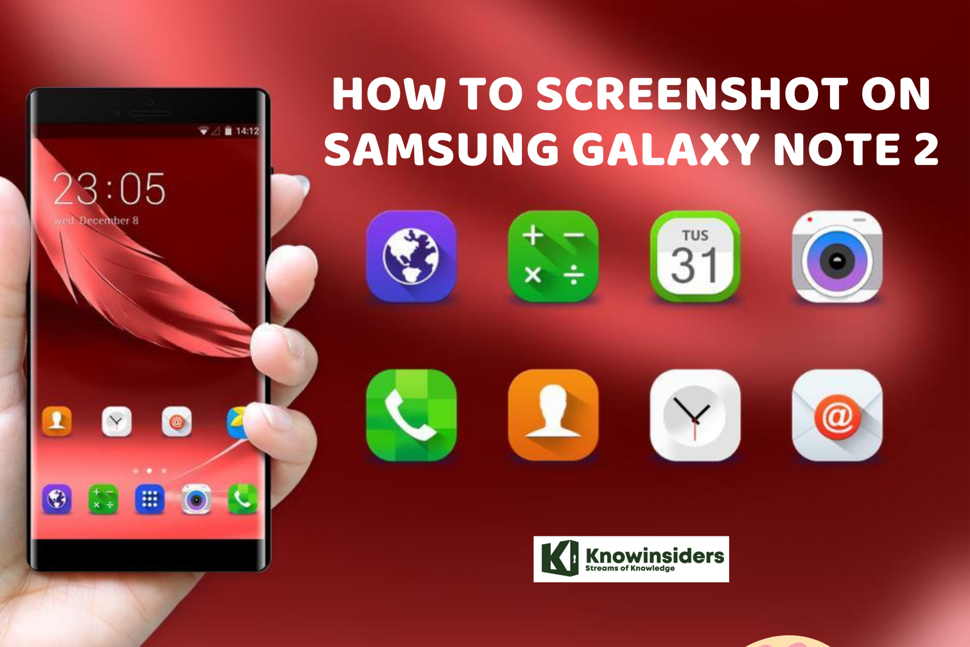How to Screenshot on Samsung Galaxy Note 2 with Simplest Steps