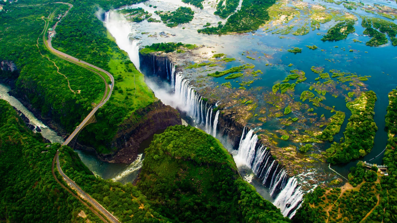 Discover The 7 Natural Wonders Of The World