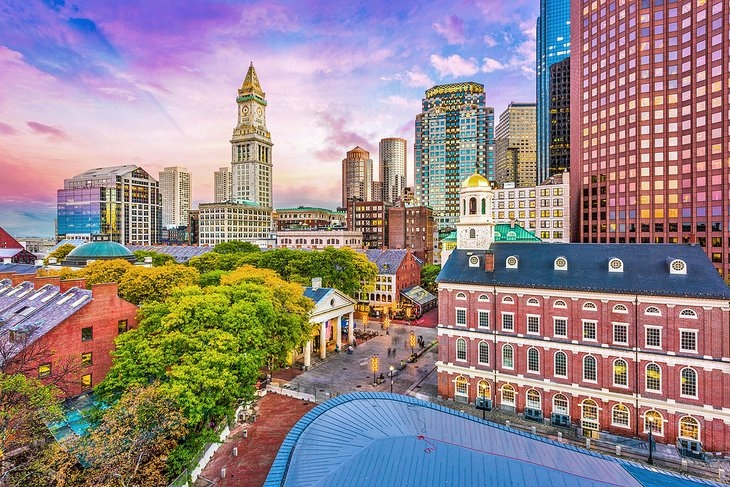 Top 50 Best cities in the united states today
