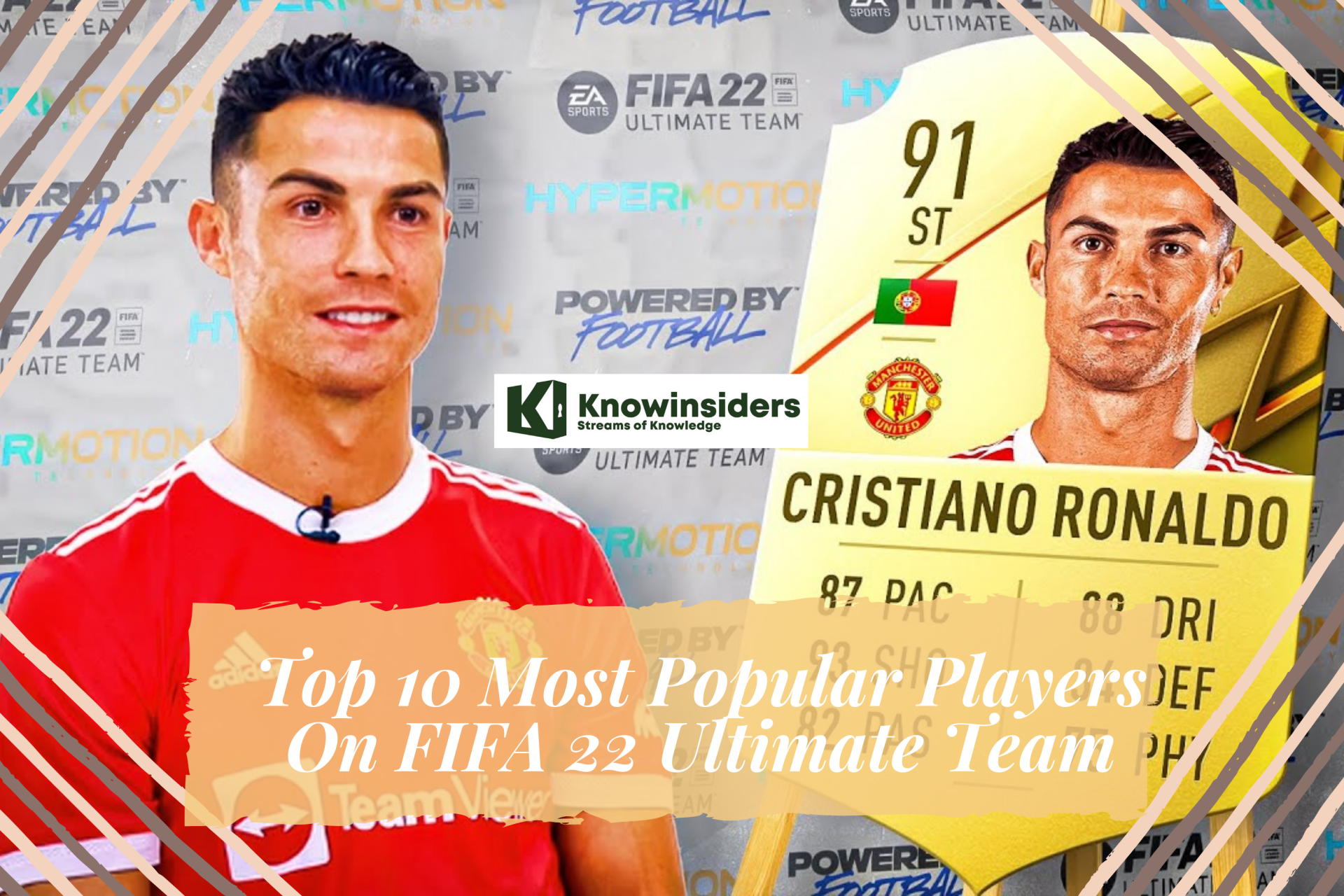 Top 10 Most Popular Players On FIFA 22 Ultimate Team