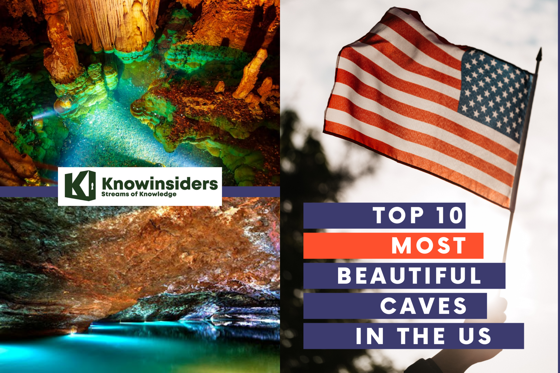 Top 10 Most Beautiful Caves in the US