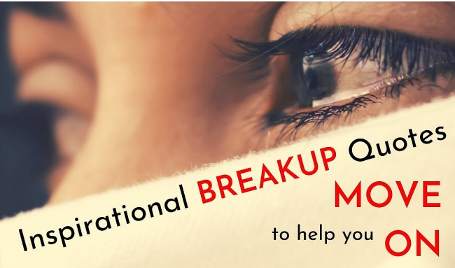 Breakup Quotes and Moving On Sayings for Couples