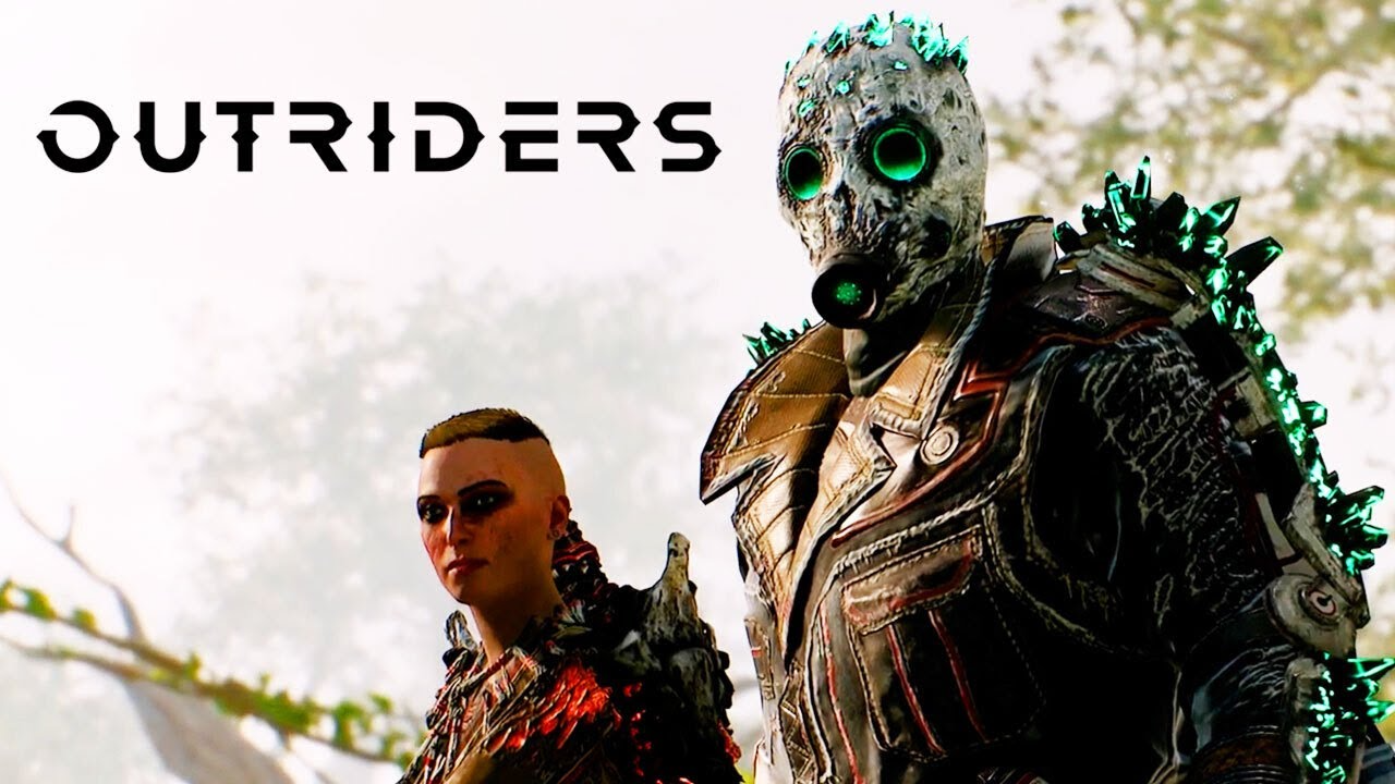 Outriders demo: Detailed Release Time and Live Stream, Guide to Download, How to Play