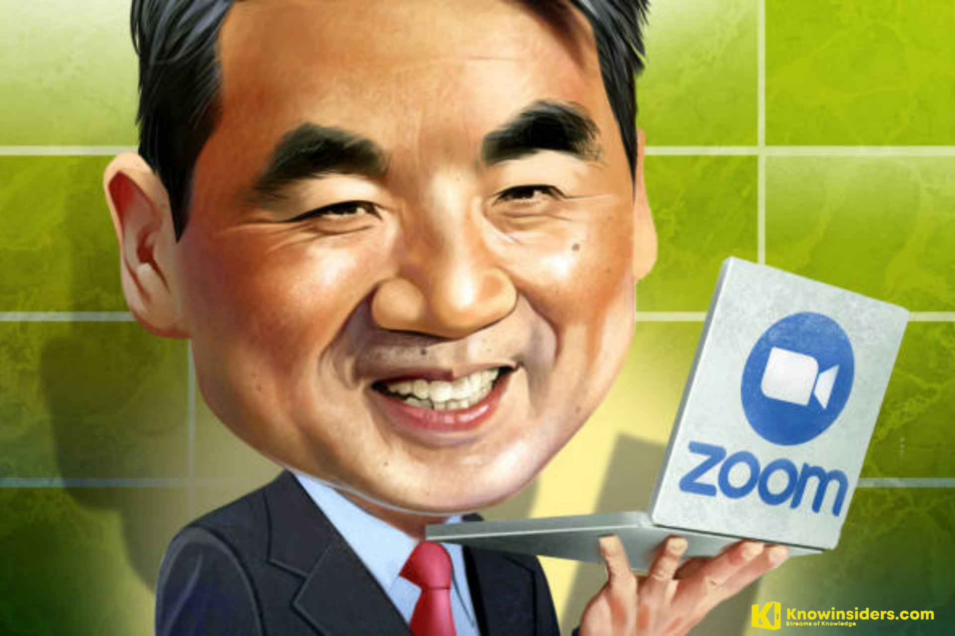Who is Eric Yuang: Bio, Career, and Zoom Empir