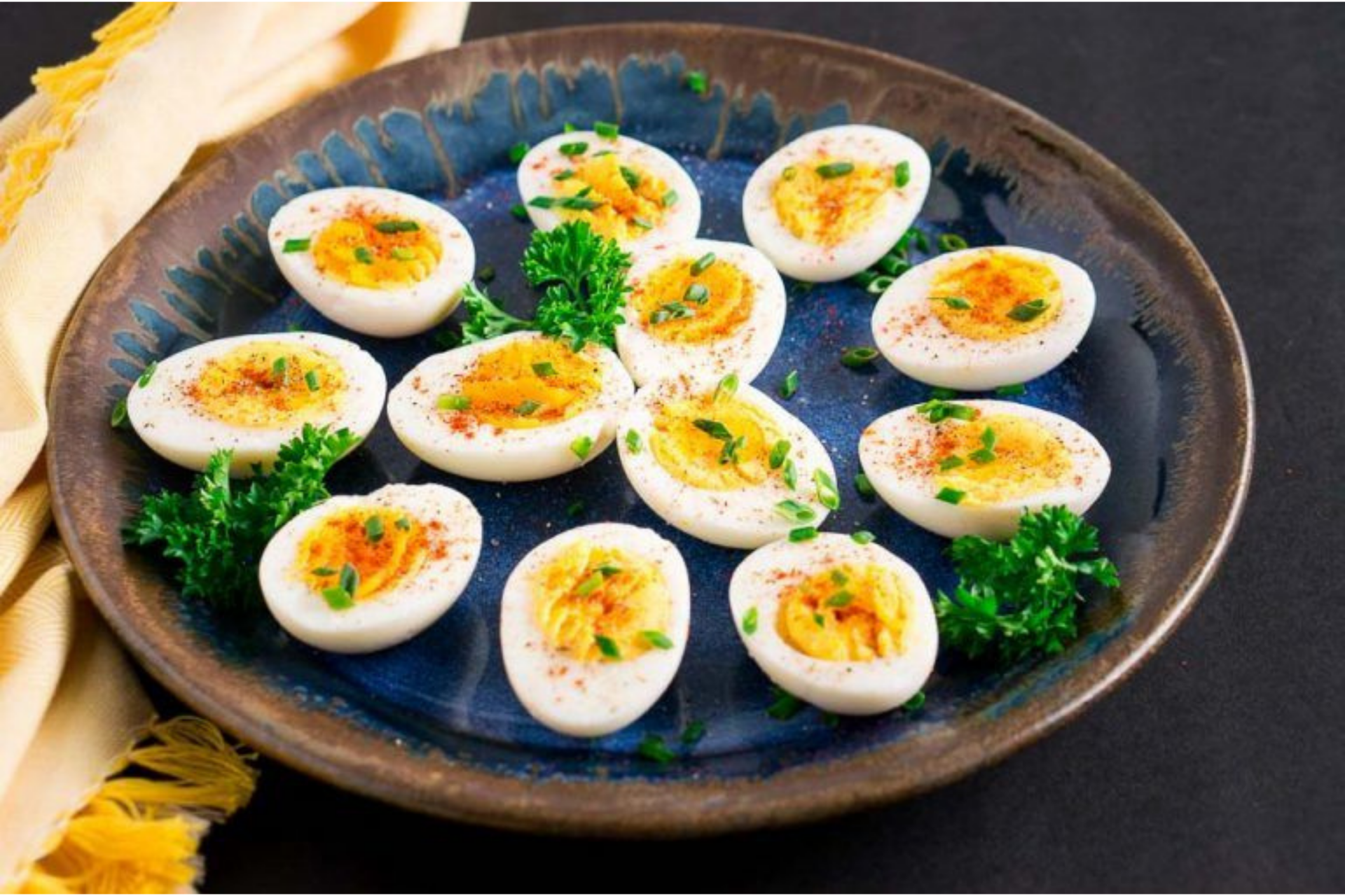 How to Boil Eggs in Different Styles?
