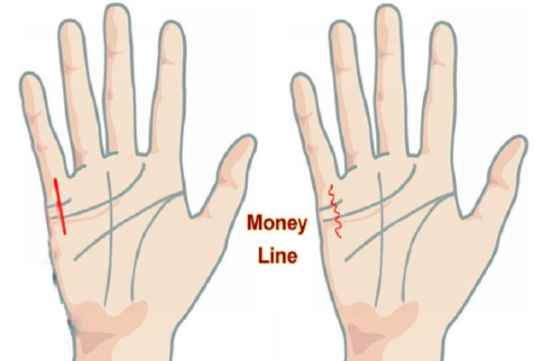 Palm Line Reading - How to Predict your Money