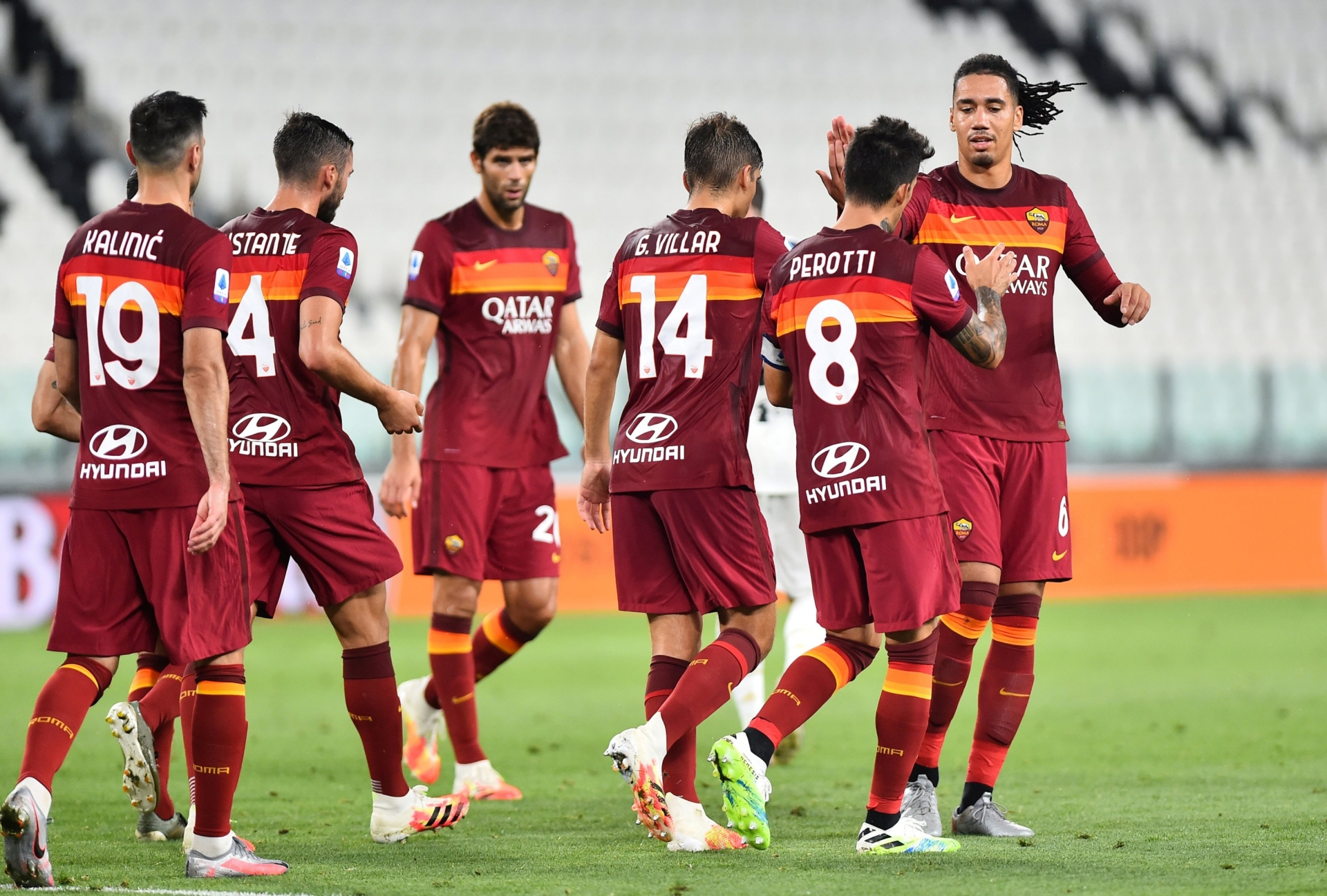2021 AS Roma Series A Fixtures: Full Match Schedule, Future Opponents, TV Live Stream