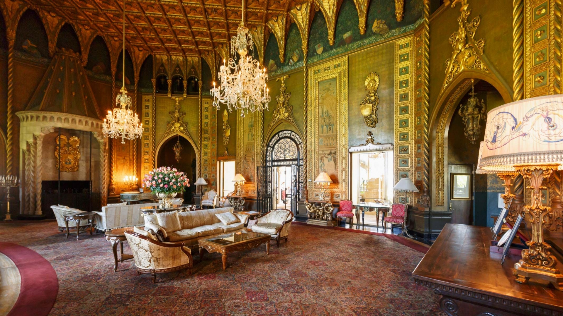 Mind-blowing Facts about Mar-a –Lago - Donald Trump's Mansion