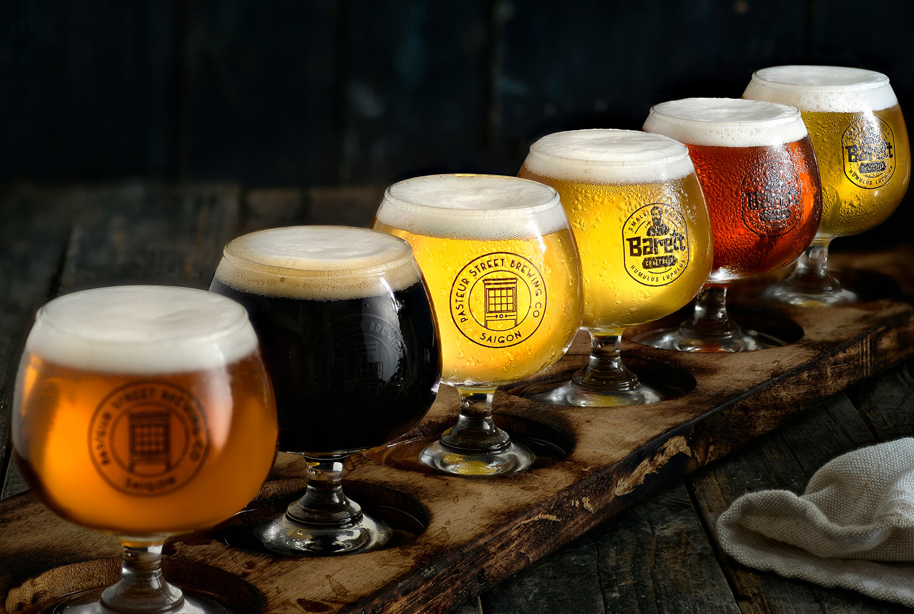 How Many Bubbles Are In A Glass of Beer?