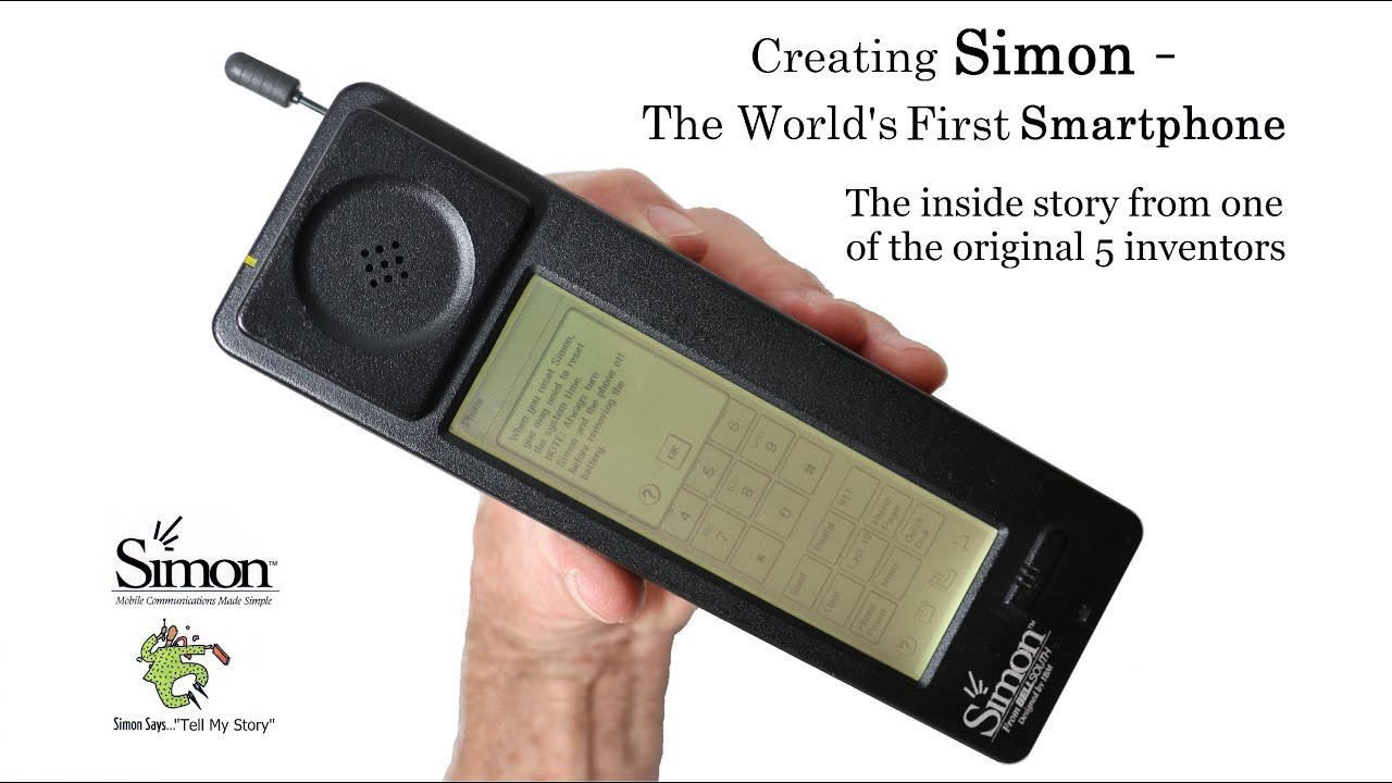 What is the First Smartphone In The History