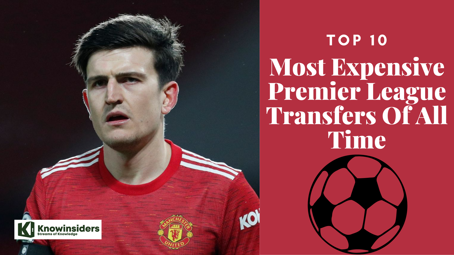 Top 10 Most Expensive Premier League Transfers Of All Time