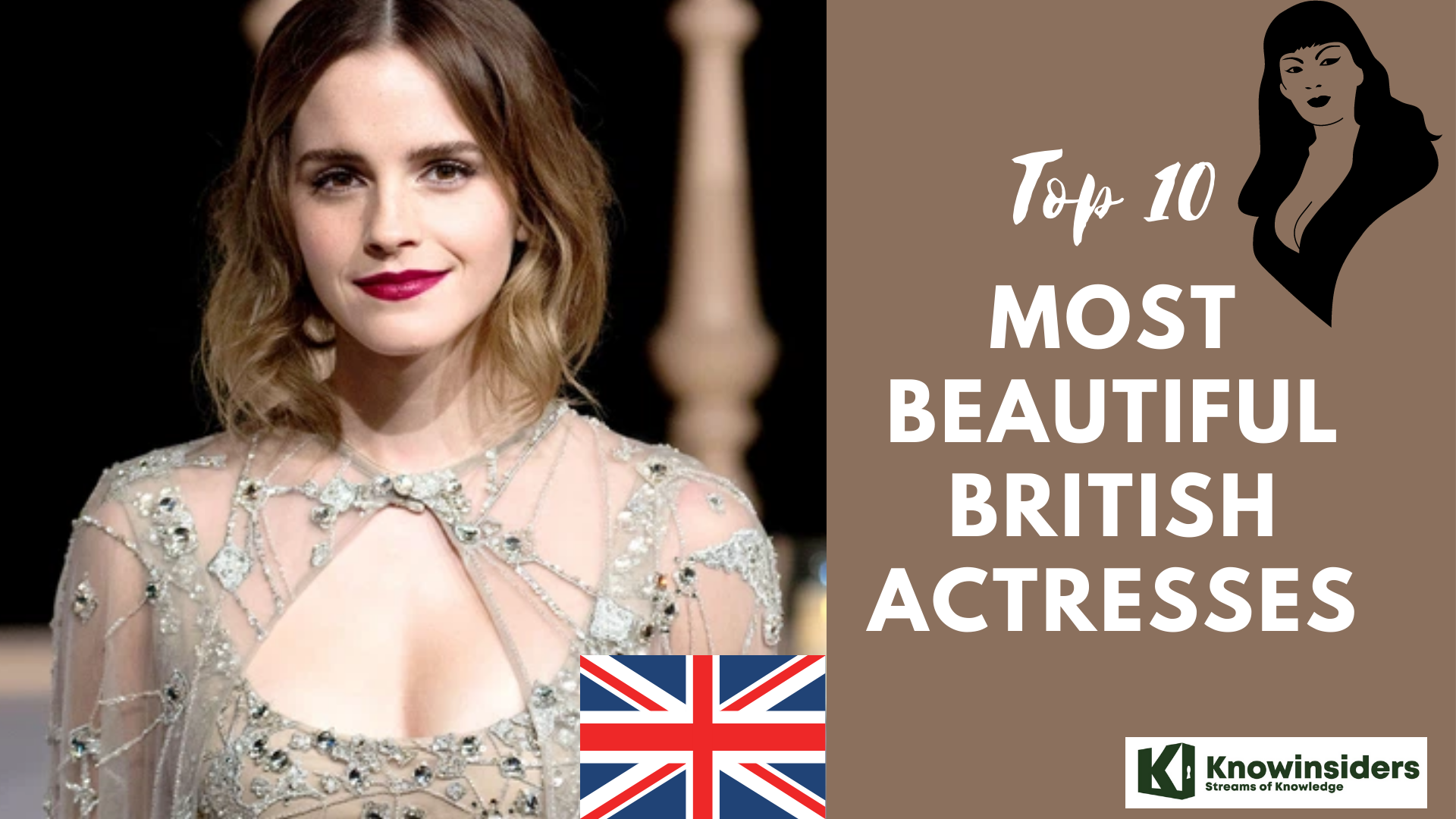 Top 10 Most Beautiful British Actresses Today