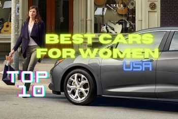 Top 10 Best Cars For Women In US