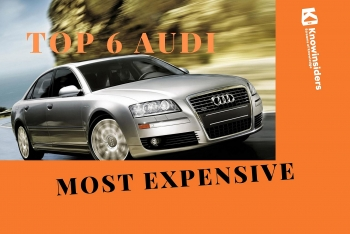 Top 6 Audi - Most Expensive Cars of All Time