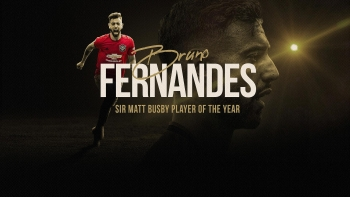 Man United Player of the Year: Who Win in 2020/21 and the Full List of All Time