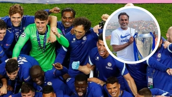 Vinay Menon - the Indian at Chelsea: Biography, Career and Family