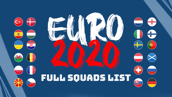 Euro 2020: How Many Teams, Which Countries Are Playing