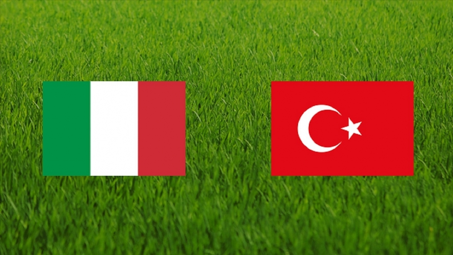 Turkey vs Italy TV channel and live stream