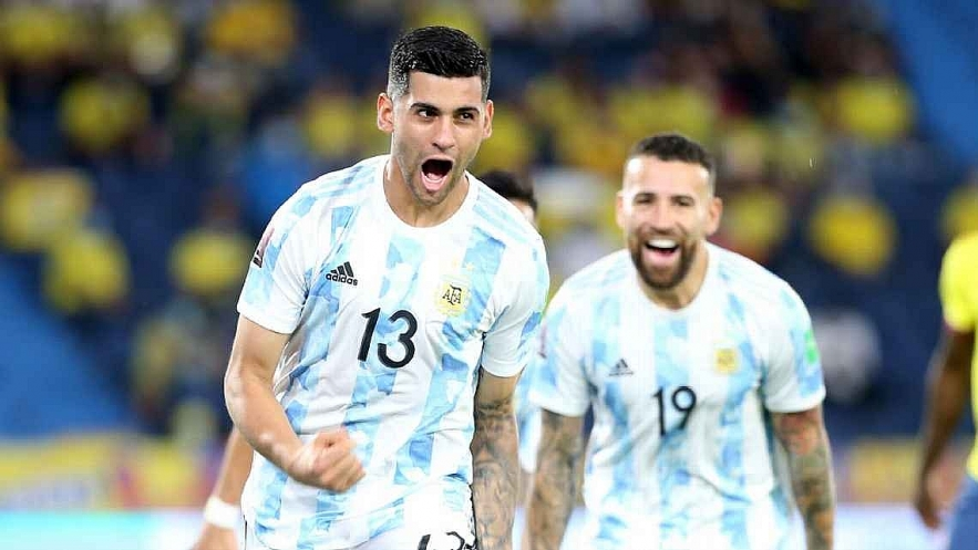 Top Best Young Football Players at the Copa America - The Rising Stars