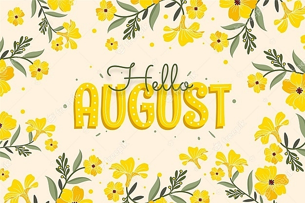 Happy August New Month: Best Wishesd, Great Messages and Top Poems
