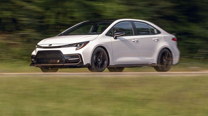 Top 10 Best-Selling Cars In America for 2021
